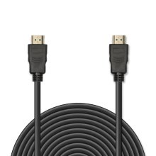 Jet.A Цифровой кабель HDMI-HDMI JA-HD8 1.5 м (версия 1.4 с 3D Ready, Full HD 1080p/Ethernet, 19 pin, 30 AWG, CCS, коннекторы HDMI с покрытием 24-каратным золотом)