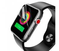 Плёнка для Apple Watch 38mm, Гидрогелевая